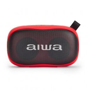 Aiwa BS-110RD Kırmızı Taşınabilir Bluetooth Hoparlör