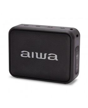 Aiwa BS-200BK Siyah Taşınabilir Bluetooth Hoparlör