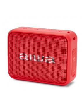 Aiwa BS-200RD Kırmızı Taşınabilir Bluetooth Hoparlör