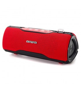 Aiwa BST-500RD Kırmızı Taşınabilir Bluetooth Hoparlör