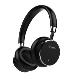 Aiwa HSTBTN-800BK Aktif Gürültü Önleyici Bluetooth Kulaklık