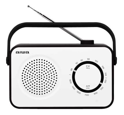 Aiwa R-190BW Beyaz Taşınabilir Radyo