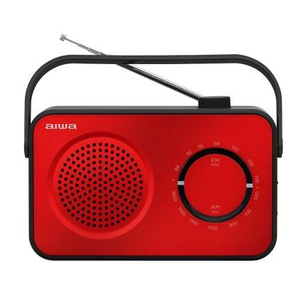 Aiwa R-190RD Kırmızı Taşınabilir Radyo