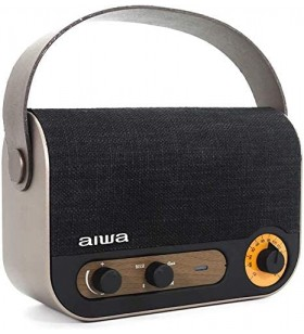 Aiwa RBTU-600 Vintage Tarzı Radyo & Bluetooth Hoparlör