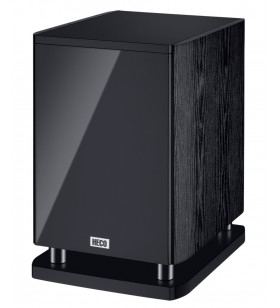 Heco Music Style Sub 25 A Siyah Subwoofer